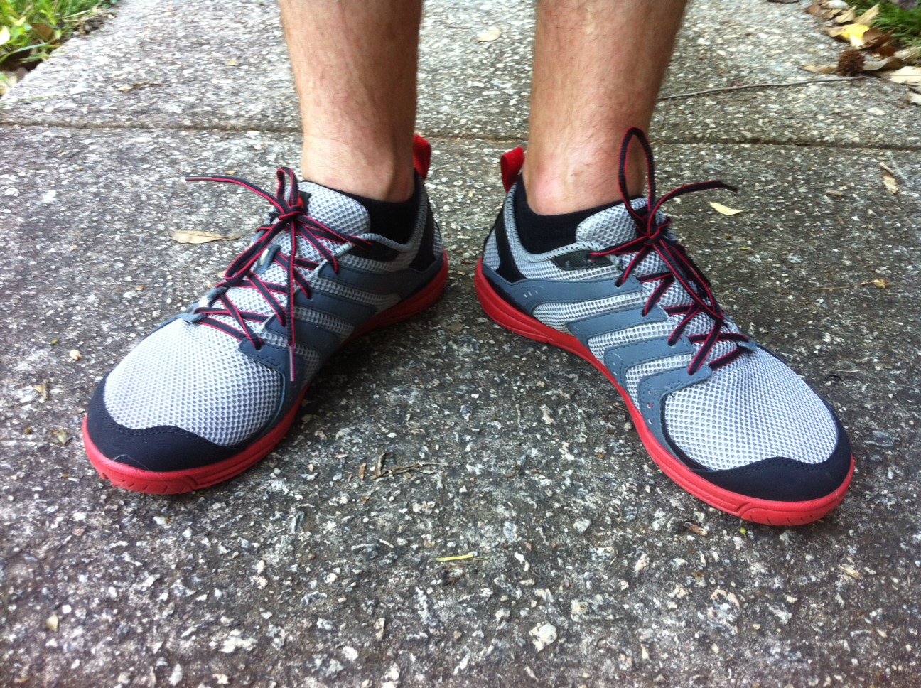 New Shoes: Merrell Barefoot Bare Access